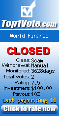 Monitored by Top1Vote.com